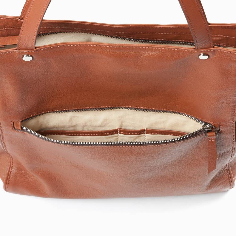 JAXSEN totes-back compartment