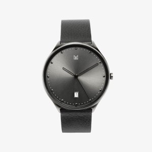 นาฬิกาแฟชั่น neut ดำ-หน้าปัด