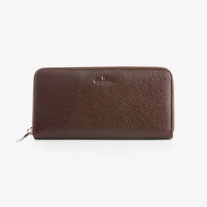CAIO wallet - Chocolate Brown 1