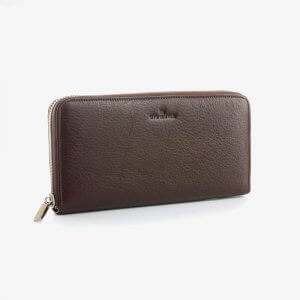 CAIO wallet - Chocolate Brown 2