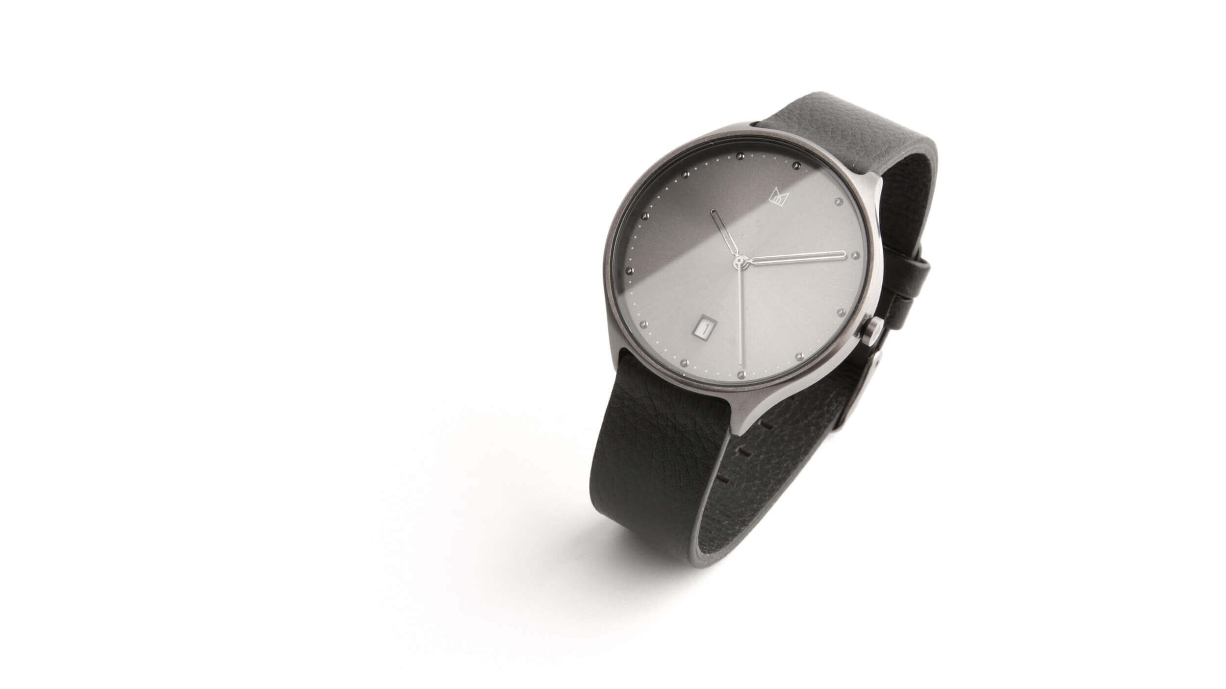minimal watch neut - midnight black 2
