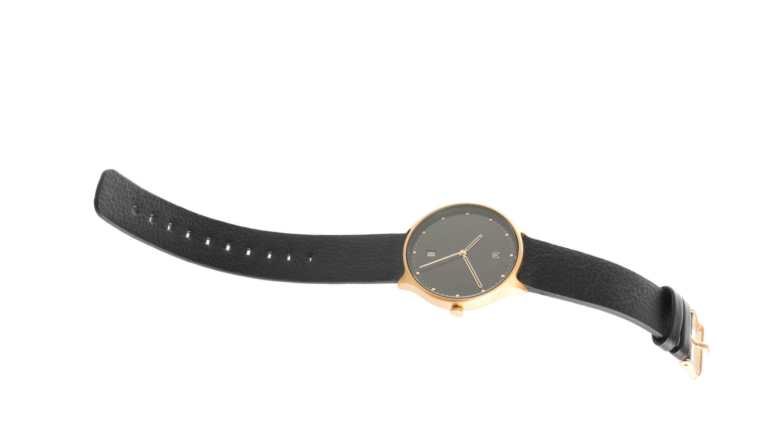 minimal watch neut - gold