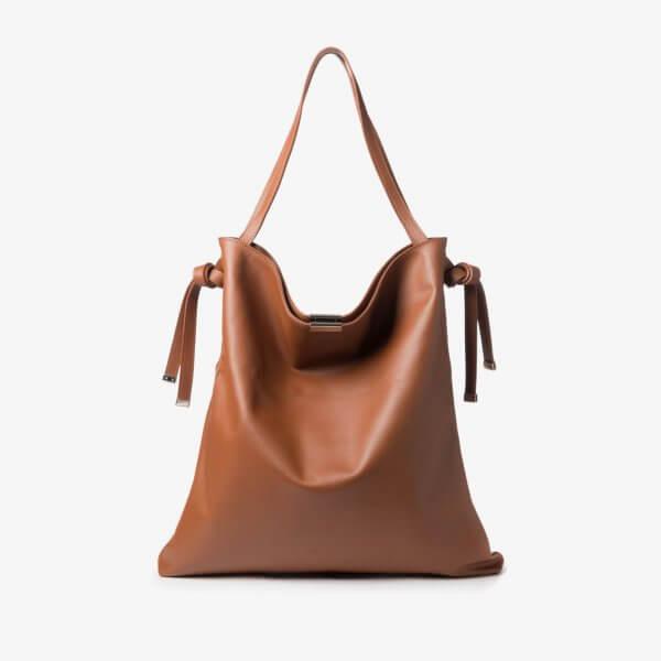 Ally – Tote bag – cinnamon-01